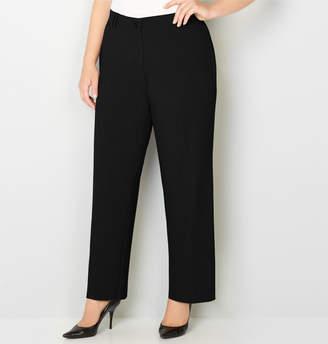 Avenue Classic Black No Gap Pant 28-32