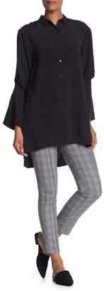 Kenneth Cole New York Skinny Pleat Pants