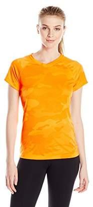 Champion Women's Short Sleeve Doubledry Performance T-Shirt