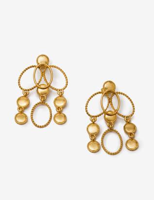 Boden Oval Earrings