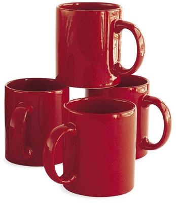 Waechtersbach Red Mugs