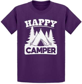 Camper Indica Plateau Youth Happy Kids T-Shirt