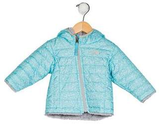 The North Face Girls' Printed Puffer Jacket