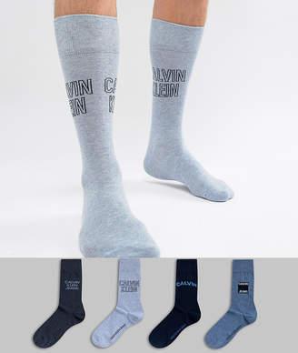 Calvin Klein Jeans socks 4 pack