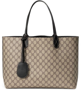 6c4d9aabe33c Gucci Medium Turnaround Reversible Leather Tote