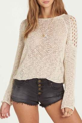 Billabong Loose Knit Sweater