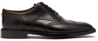 Burberry Leather Brogues - Mens - Black