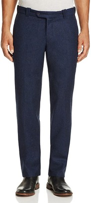 The Men's Store at Bloomingdale's Wool Flannel Classic Fit Trousers $135 thestylecure.com