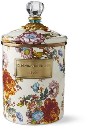 Williams-Sonoma MacKenzie-Childs Flower Market Canister