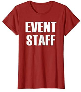 Event Staff - Crew Member T-Shirt