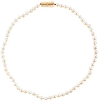 Mikimoto Heritage  14K 5-5.5Mm Akoya Pearl Necklace