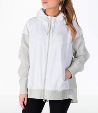 Nike Women's Sportswear Novelty Windrunner Jacket