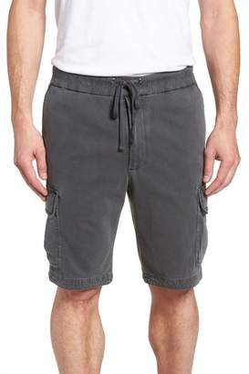 James Perse Heavy Jersey Cargo Shorts