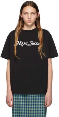 Marc Jacobs (マーク ジェイコブス) - Marc Jacobs New York Magazine Edition ブラック The Logo T シャツ