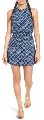 Women's Roxy Really Unique Print Halter Dress $39.50 thestylecure.com