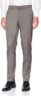 Perry Ellis Men's Portfolio Very Slim Fit Stretch Iridescent Pant