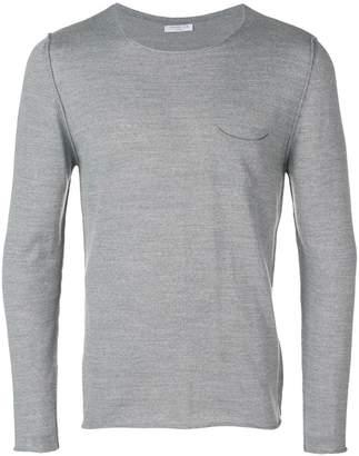 Cenere Gb patch pocket sweater