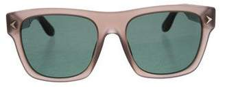 Givenchy Tinted Square Frame Sunglasses