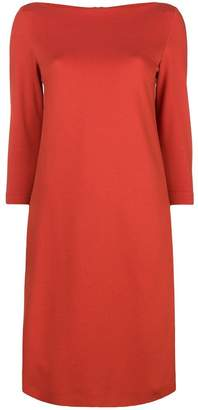 DAY Birger et Mikkelsen Antonelli slash neck mini dress
