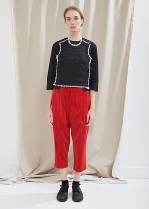 Comme des Garcons Cotton Velveteen Trousers