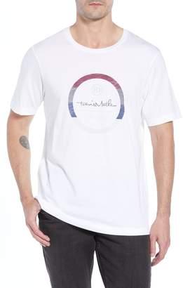 Travis Mathew Wheels Logo Graphic T-Shirt