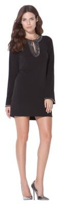 Laundry by Shelli Segal Bell Sleeve Tunic Dress