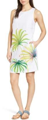 Tommy Bahama Cricue de Palm Shift Dress