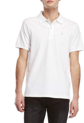 Tailorbyrd Embroidered Logo Polo