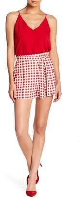 WAYF Matera High Wasted Shorts