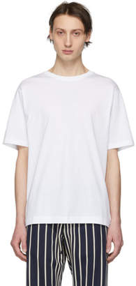 Dries Van Noten White Hob T-Shirt
