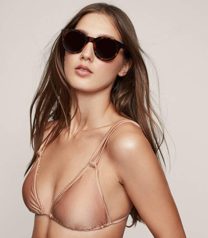 Annalise T Triangle Bikini Top
