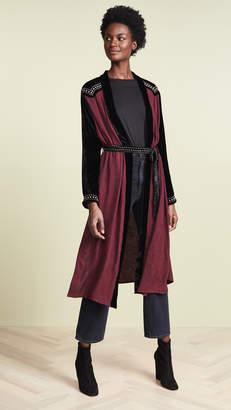 ONE by New Friends Colony One By Emmy Lou Studded Kimono