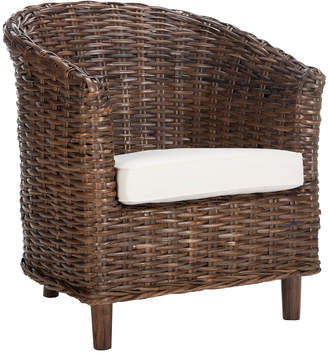 Safavieh Omni Rattan Barrel Chair