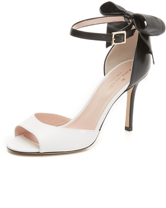 Kate Spade New York Izzie Sandals $328 thestylecure.com