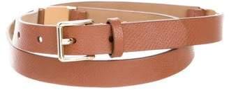 Michael Kors Studded Skinny Belt