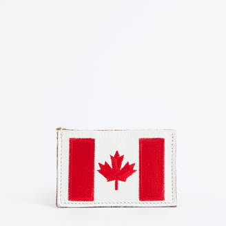 Roots Canada Card Holder Tribe