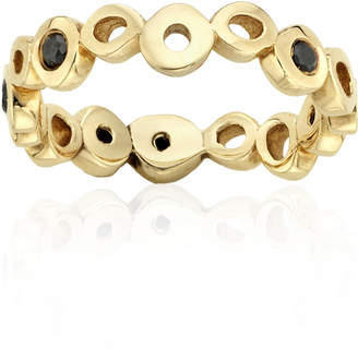 Black Diamond Hi June Parker Jewelry New York Shadows Ring
