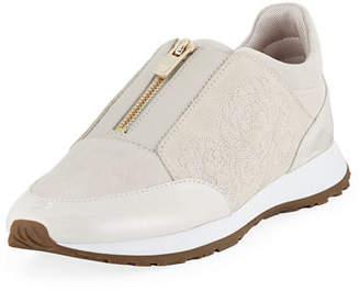 Taryn Rose Carlie Waterproof Slip-On Sneakers