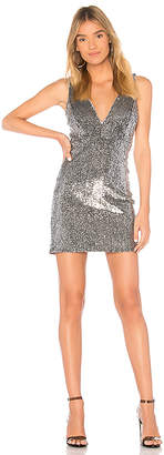 Bardot Sequined Dress