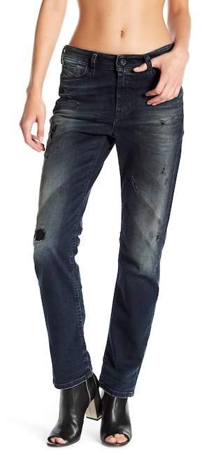 "Diesel Reen Regular Straight Leg Jeans - 32\"" Inseam"