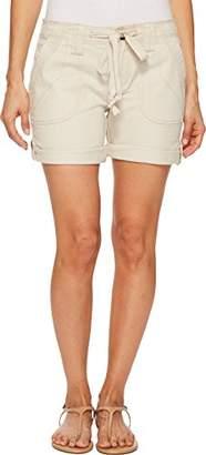 Jag Jeans Women's Petite Adeline Short