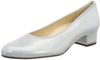 Vicenza Hassia Women's Vicenza, Weite G Closed Toe Heels, (White)