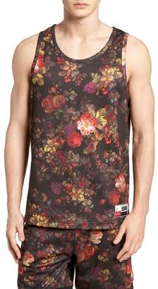 Nike SB Dry Reversible Floral Mesh Tank