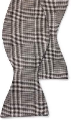 Ralph Lauren Prince of Wales Silk Bow Tie
