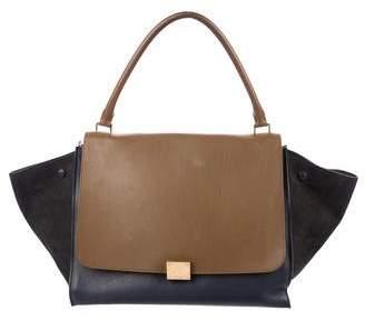 Celine Large Trapeze Bag