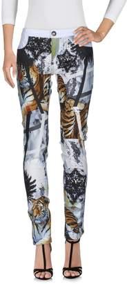 Philipp Plein Denim pants - Item 42620469AV