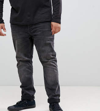 ONLY & SONS Slim Fit Washed Black Jeans
