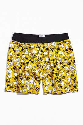 Urban Outfitters Peanuts Boxer Brief