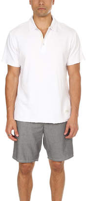 Rag & Bone Double Knit Polo