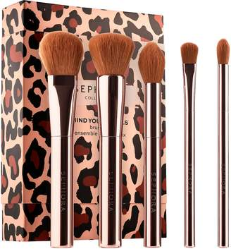 Sephora Collection COLLECTION - Mind Your Metals Brush Set